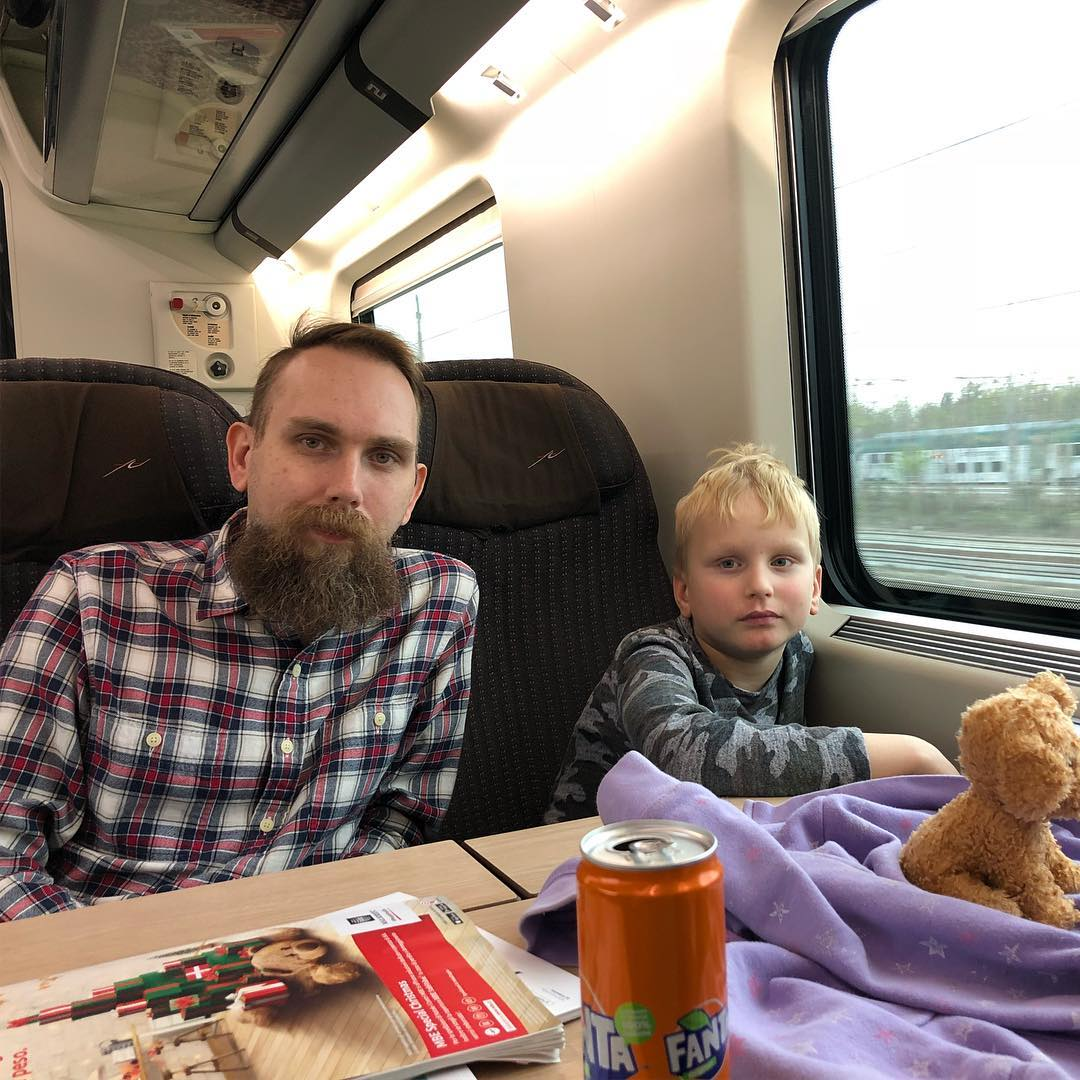 Bullet Train to Florence