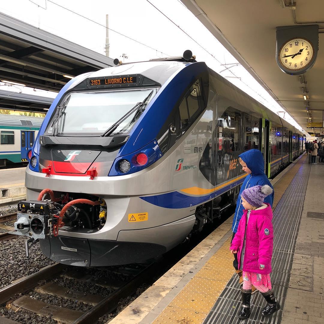 Train to Pisa