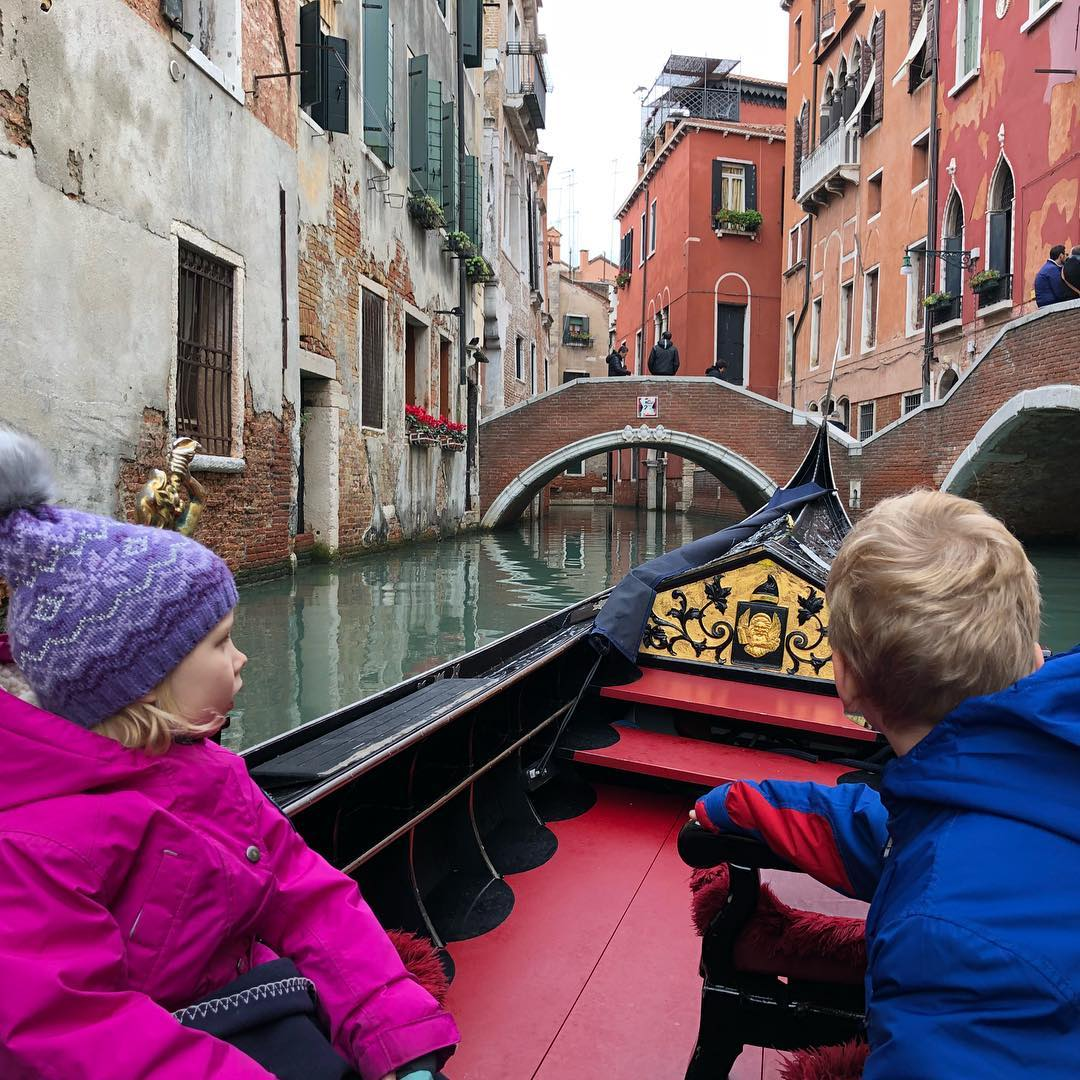 Riding Canals