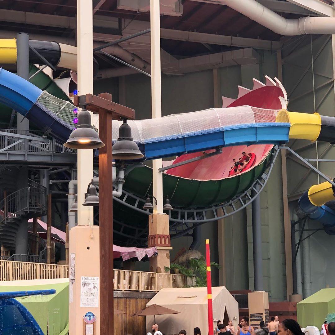 Venus Flytrap Ride