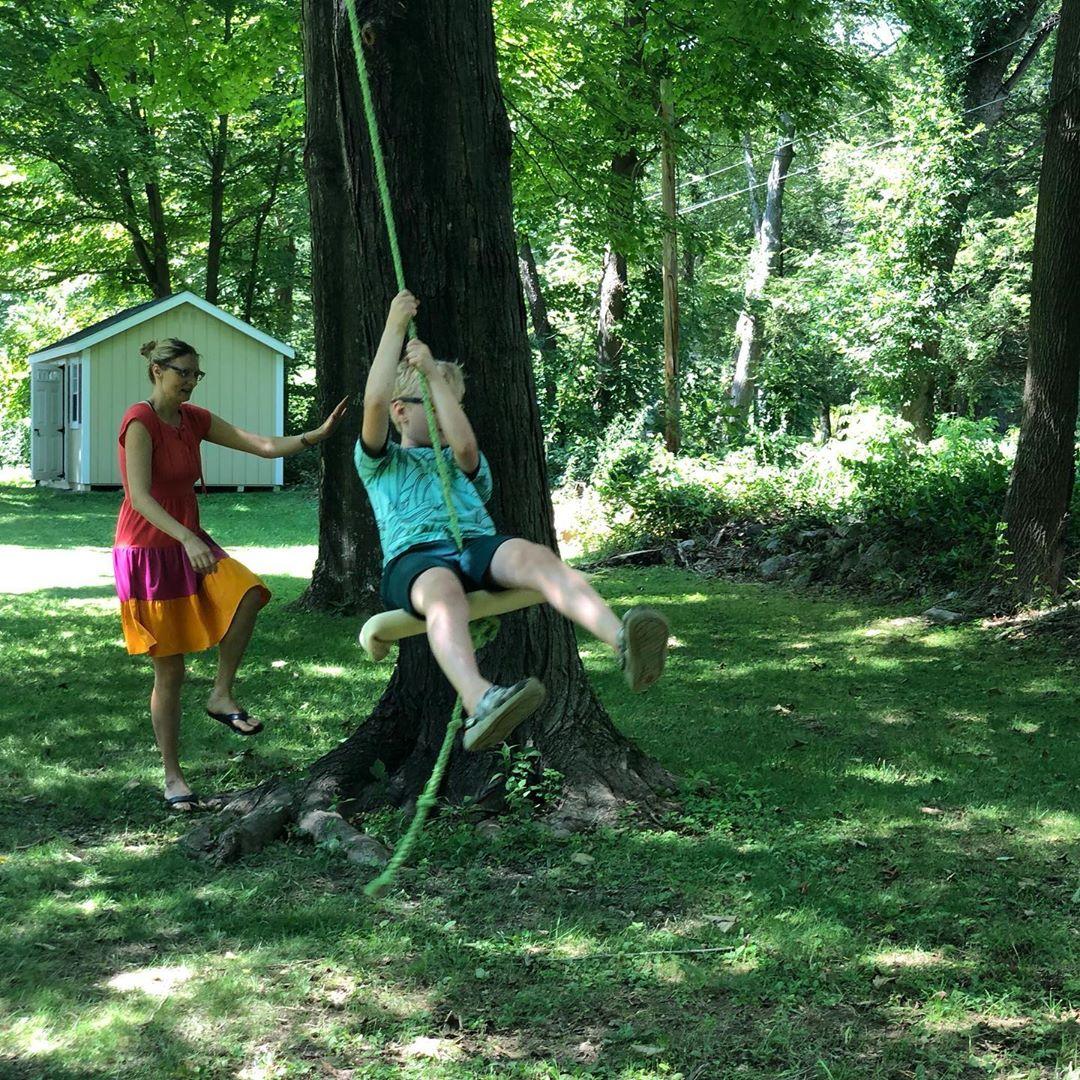 DIY Swing