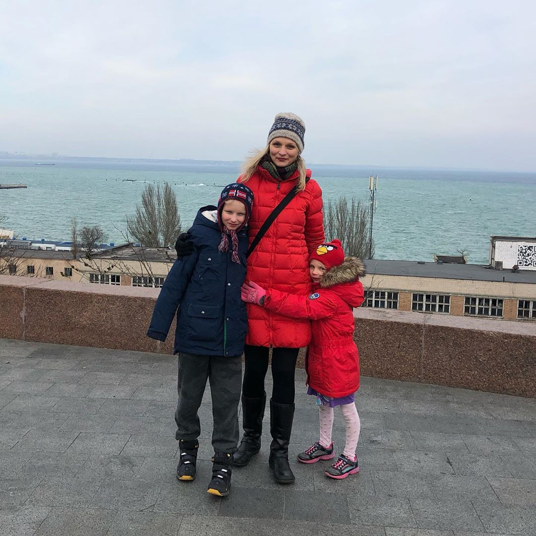 By the Black Sea