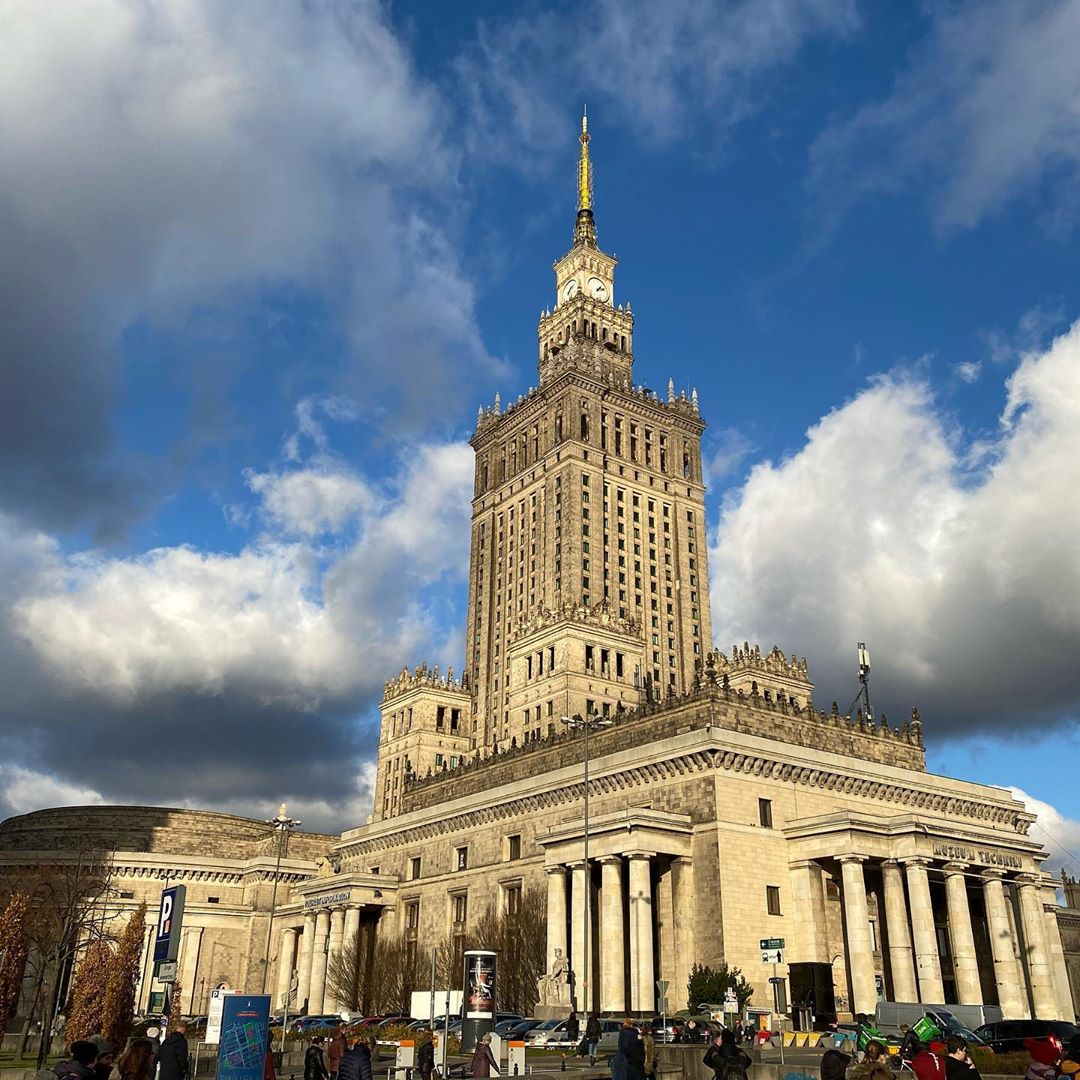 Soviet Skyscraper